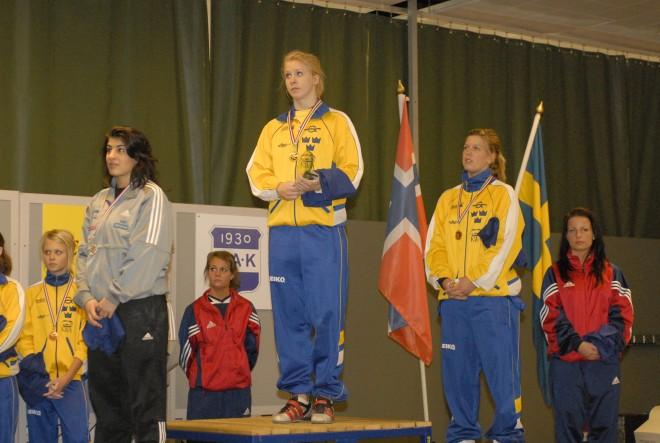 U-NM 2007 guld