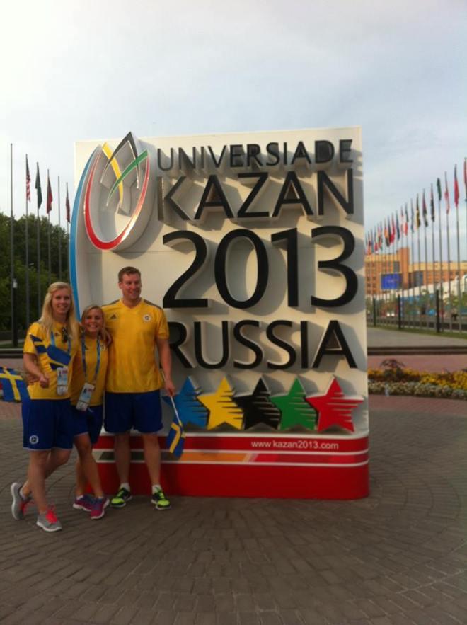 Universitets-OS 2013. Ryssland