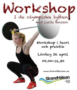 workshop i falkenberg