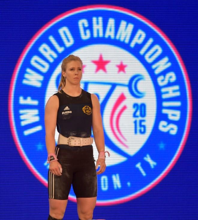 Carita Thorén, Allämnna SK, klass 69, b-grupp, två svenska rekord, (ett tangerat),