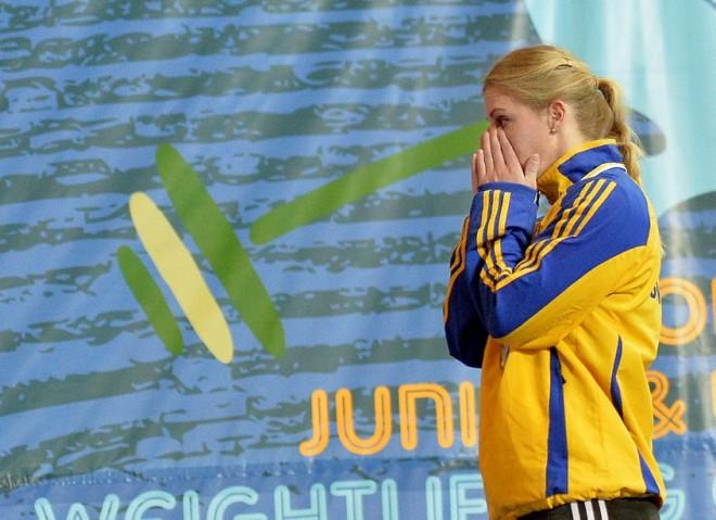 U23 69kilo, Carita Hansson, Allmänna SK, silver